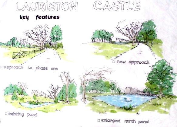 Lauriston castle 1991