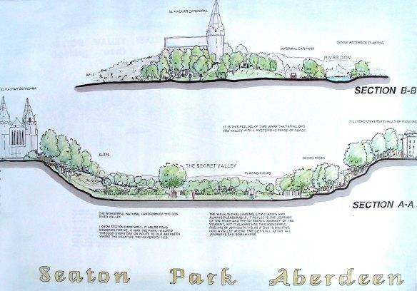 Seaton Park Aberdeen, 1991