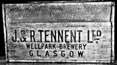 Tennents brewery, Well park, Glasgow