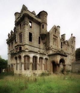 Kilmahew house, Cardross (now demolished)
