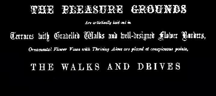 Dunalastair Pleasure Grounds