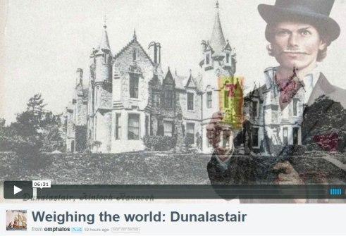Hugh Tennent Tennent of Dunalstair, T in the Park
