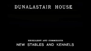 Dunalastair stables and kennels