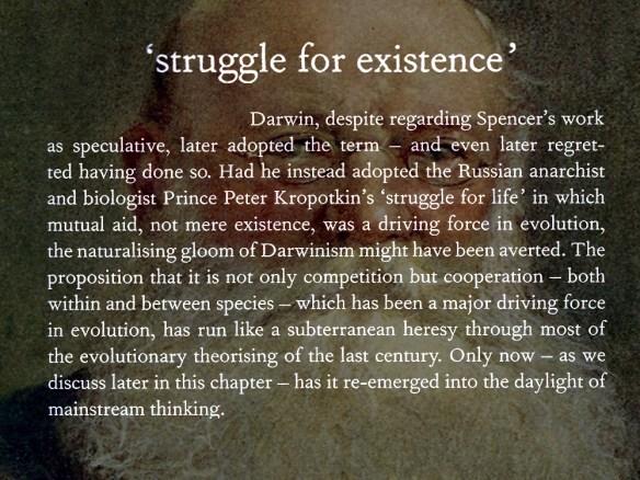 struggle for existence