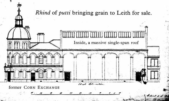 Former corn exchange