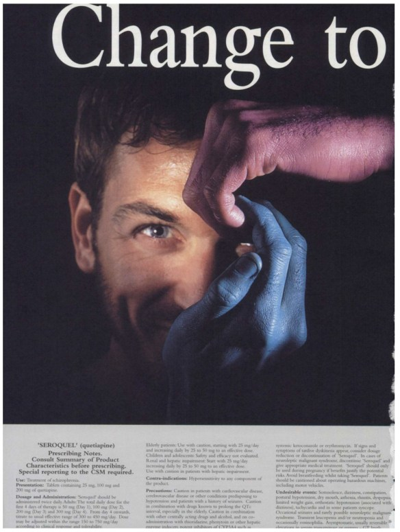 1997 British Journal of Psychiatry advert 09f