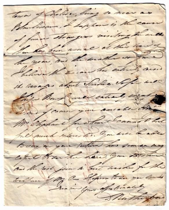 David Rutherfoord 23 Sept 1832 (3)