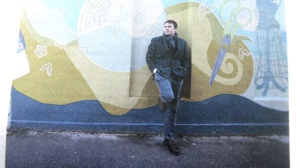 Gavin Francis in SRB