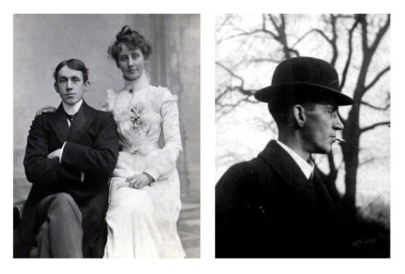 John Scott marries Susan Rutherford McEwen