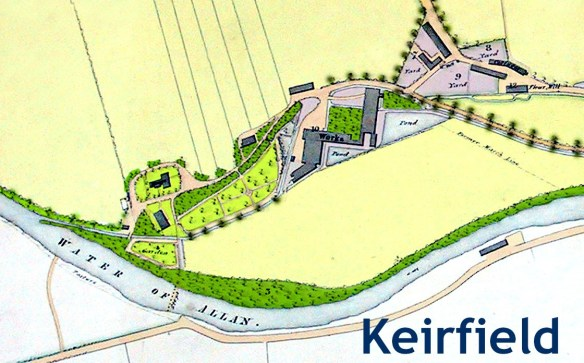 Keirfield, Bridge of Allan