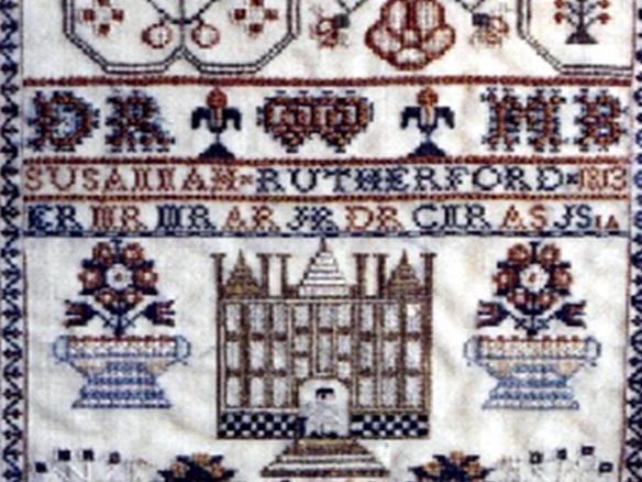 Rutherford sampler