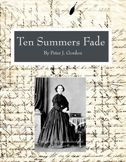 Ten Summers fade by Peter J Gordon