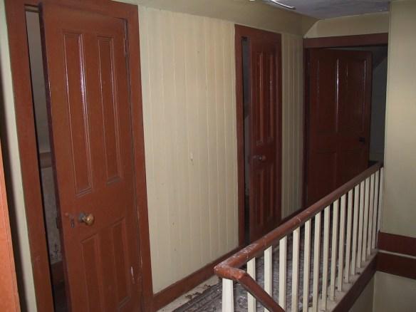 Bovaglie hallway