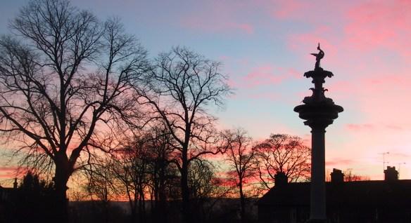 More sunset 4th Dec Nineveh 2003
