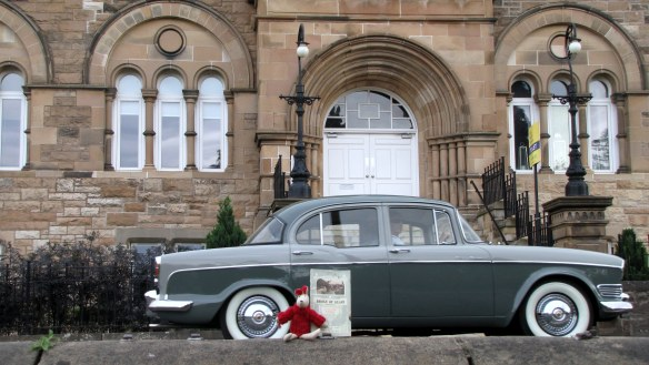 Vintage care rally - Br of Allan - May 2014 (6)