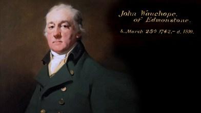 John Wauchope of Edmonstone d1810