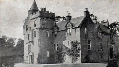 Argaty House before Lorimer