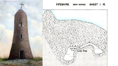 Map Lucky Scalp 1894