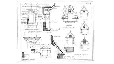 Gilbertfield castle (1)