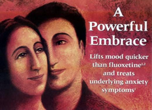 seroxat - a powerful embrace