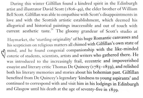 Gilfillan, Scott and De Quincey