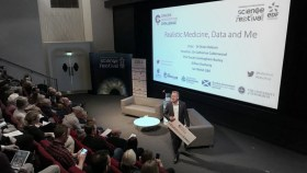 #DataSavesLives - Realistic Medicine, Data and Me - April 2018