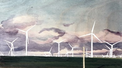 Dun Law wind farm