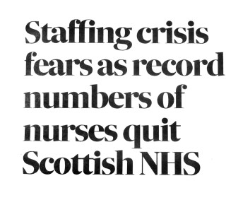 NHS Scotland, Scotsman, 6 June 2018 (3)