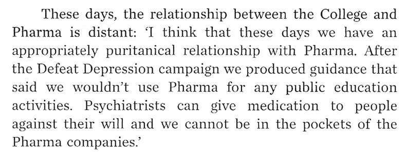 Vanessa-Cameron, July 2016, Royal College of Psychiatrists, Pharma