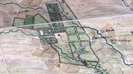 Roy map of Panmuir