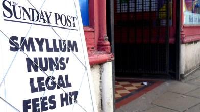 Smyllum Park - Nuns legal fees £300k - 9 Sept 2018