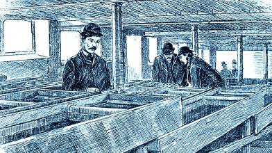 Howietoun hatching house 1886