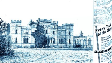 28 Feb 1931 Rossie castle
