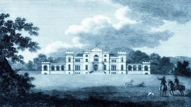 Rossie Castle, Montrose (1)
