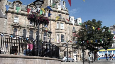 Drummond Arms Hotel, Crieff (1)