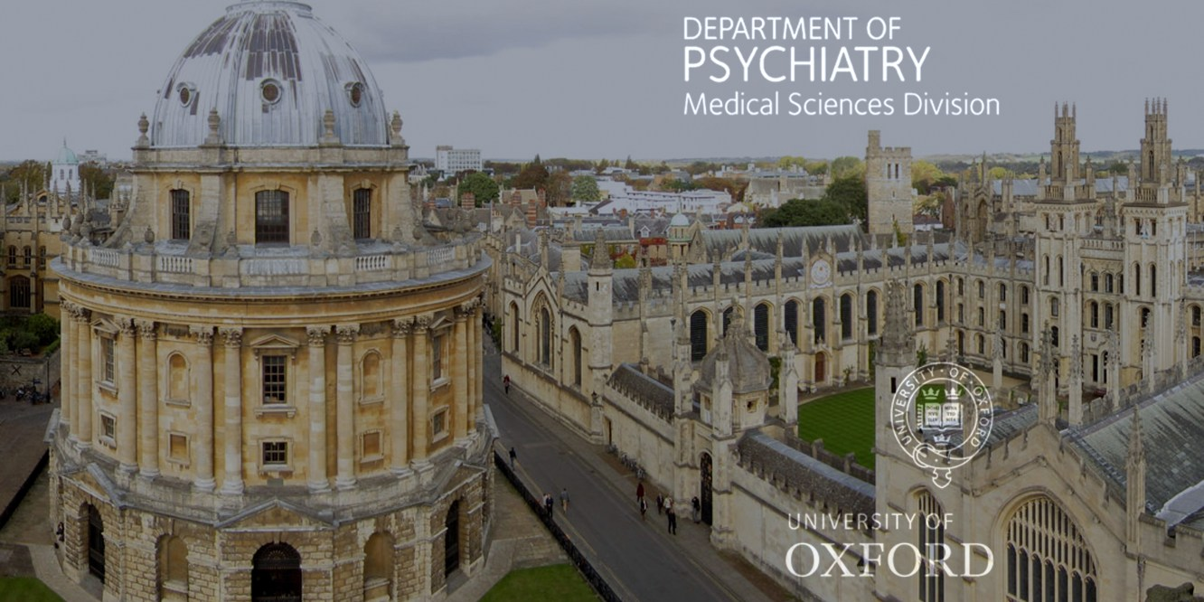 University of Oxford – Department of Psychiatry – Hole Ousia
