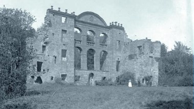 Craighall castle ruin (6)