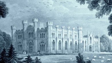 Crawford Priory c1840
