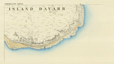 Davaar island and cave painting (1)