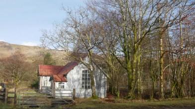 Tin Tabernacle, Dalmally 11 February 2019 (1)