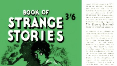 Book of Strange Stories