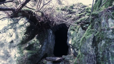 Duchess's Cave (Charlotte) Dunkeld 25 Feb 2019 (5)