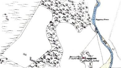 Barbreck map 1872b