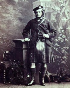 Captain Colin Yorke Campbell 1812-1893