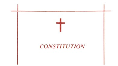 Church constitution