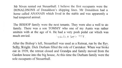 a gardener's family shares some of the story of Steuarthall (4) - Copy