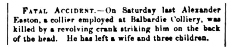 Balbardie - 1854