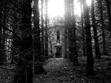 Whitehaugh Mausoleum - Thursday 2nd January 2020 (3)