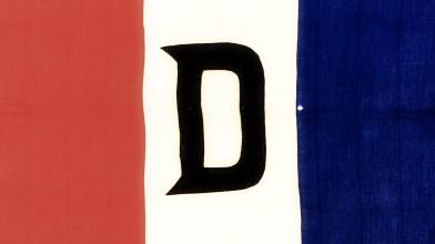Donaldson Line, Glasgow, Canada - flag