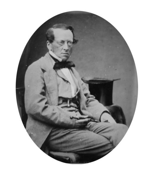 Major George Duncan Mercer 1814-1884
